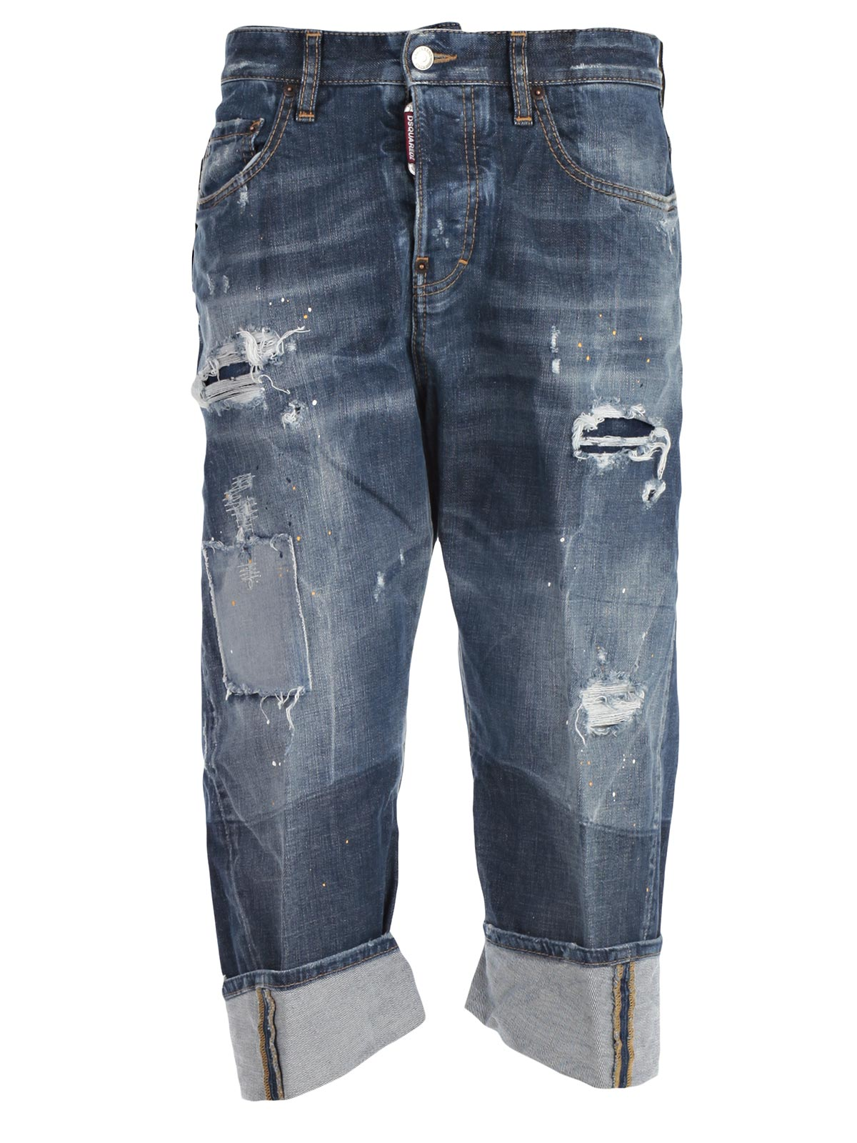 Picture of DSQUARED2 JEANS JEANS KAWAY