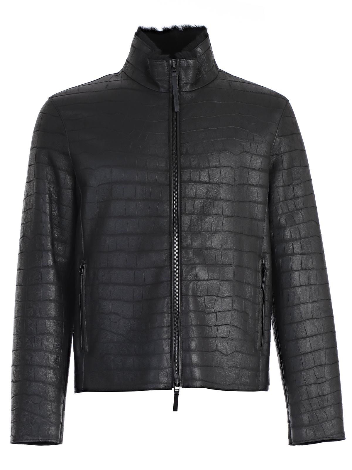 Picture of Emporio Armani Leather