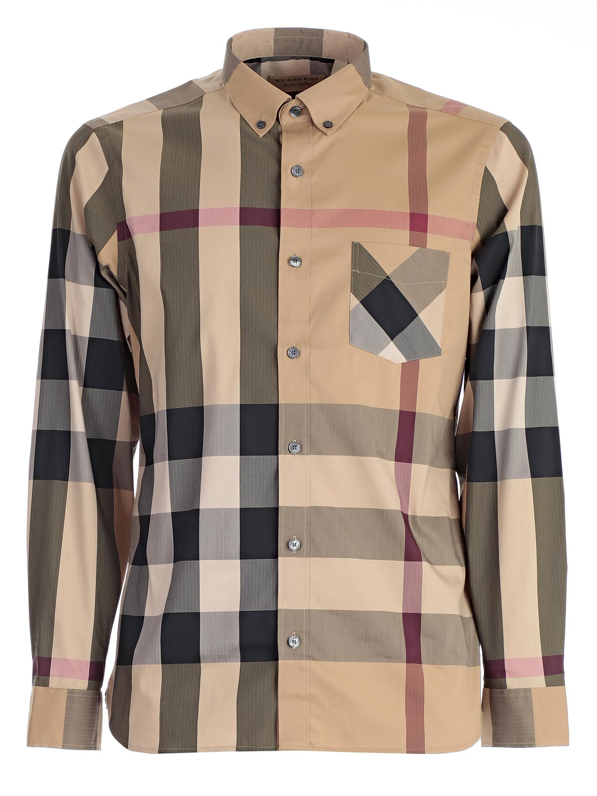 Picture of Burberry Checked
