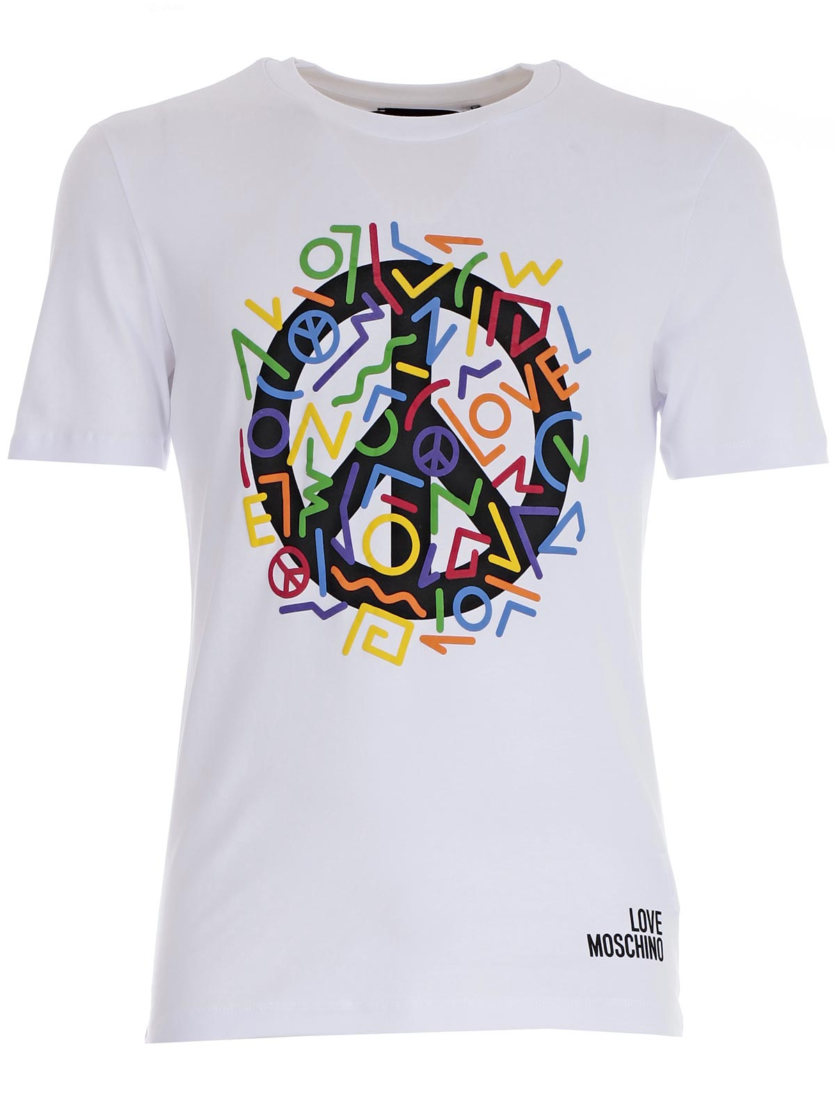 Picture of LOVE MOSCHINO T-SHIRT
