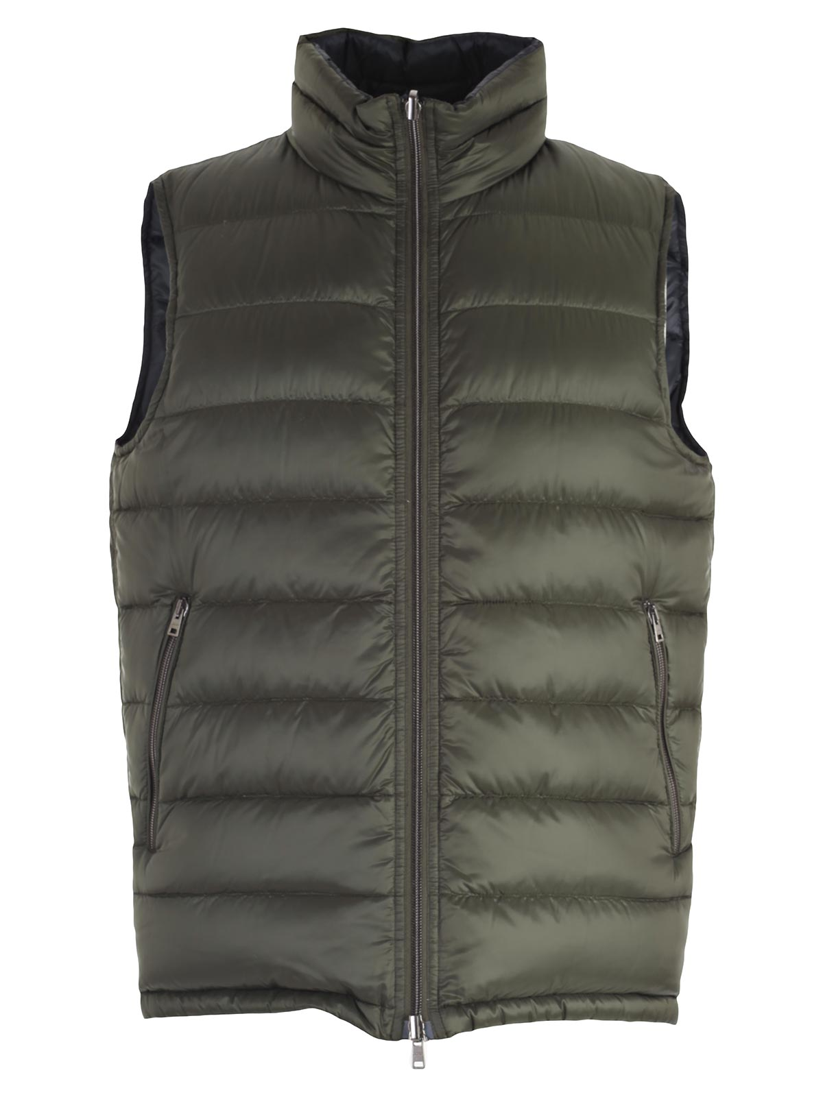 Picture of HERNO Padded Jacket PIUMINO/GILET COLLO ALTO REVERS