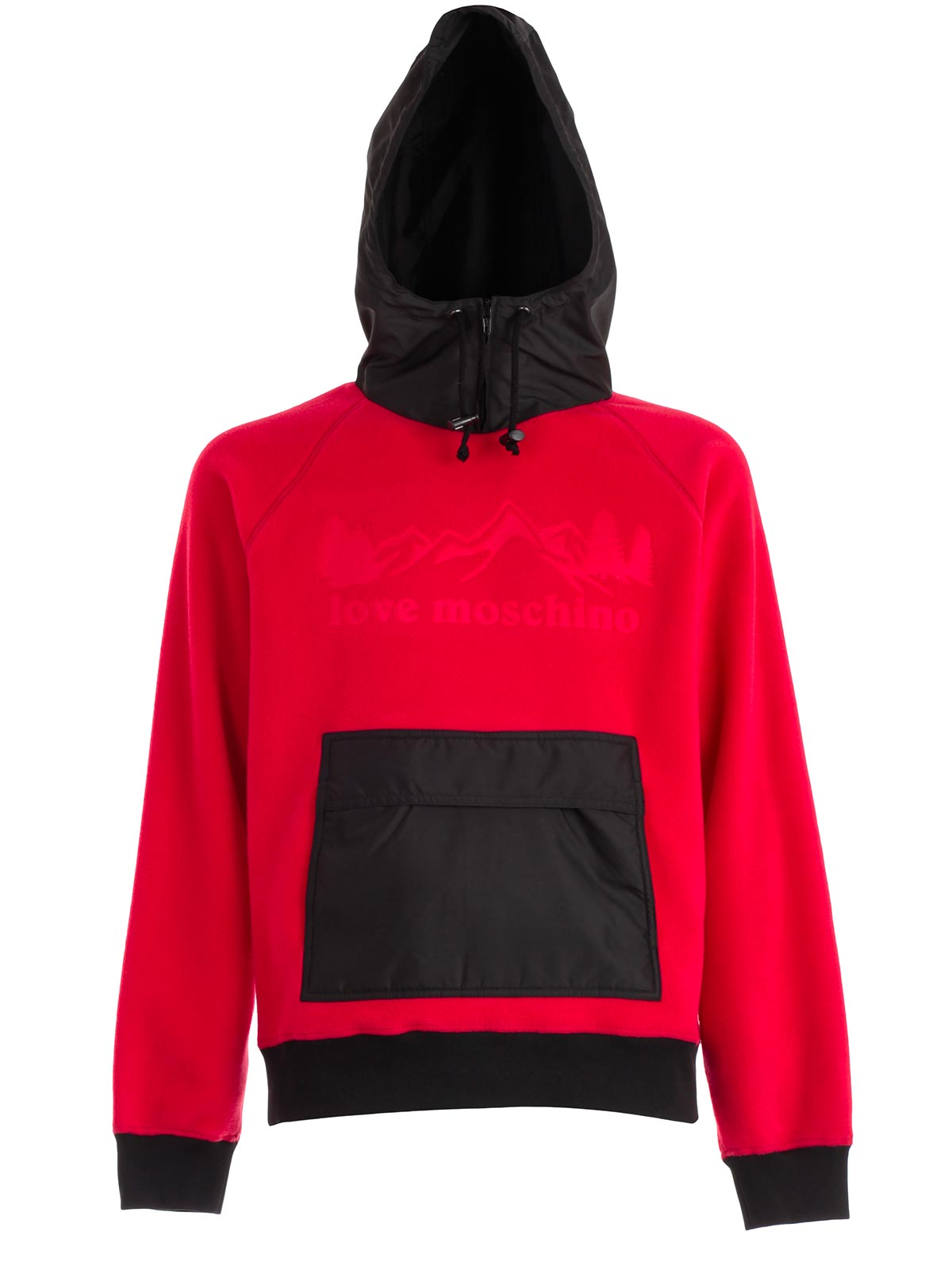 Picture of Love Moschino Hoodies