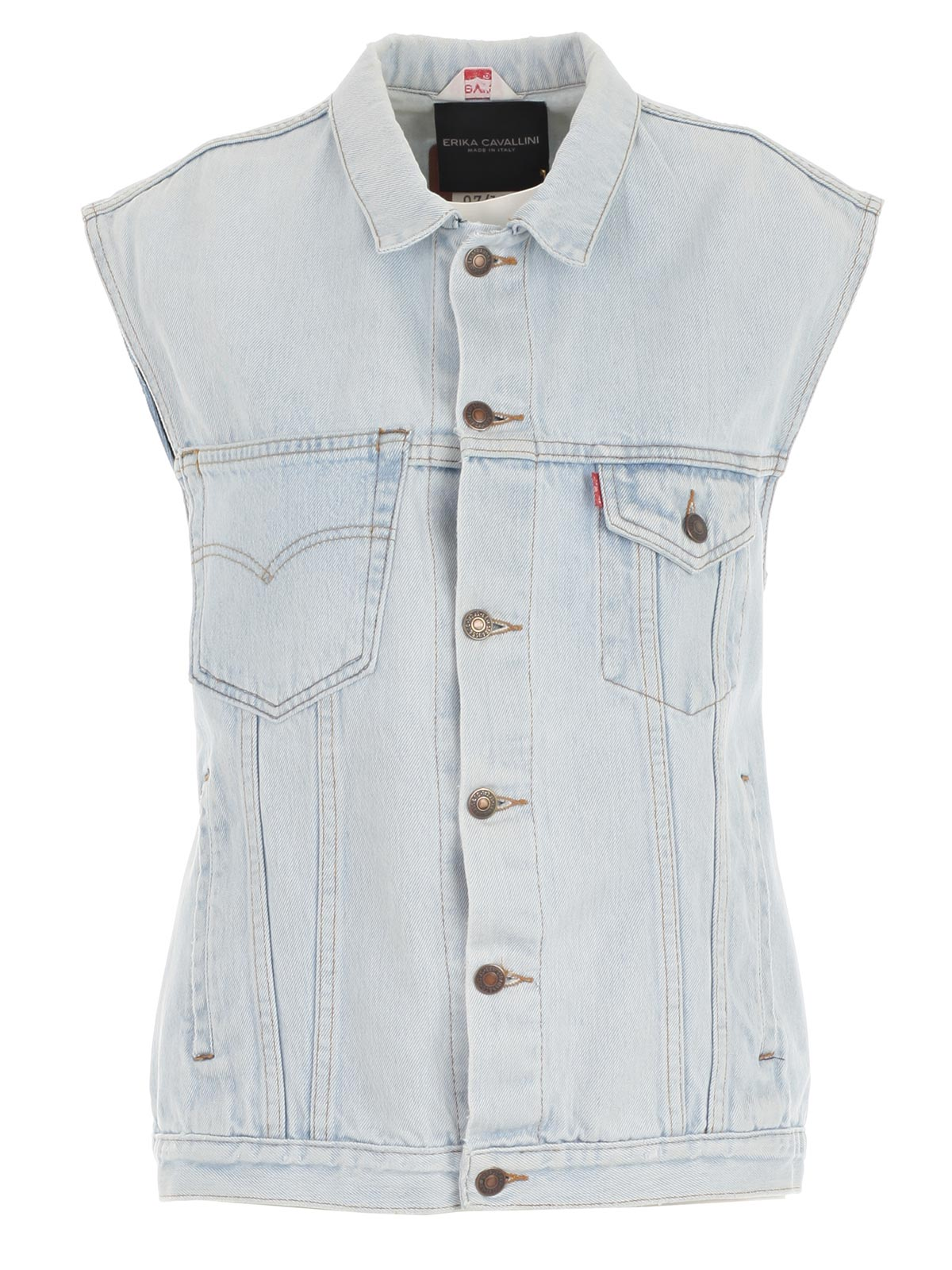 Picture of ERIKA CAVALLINI VEST