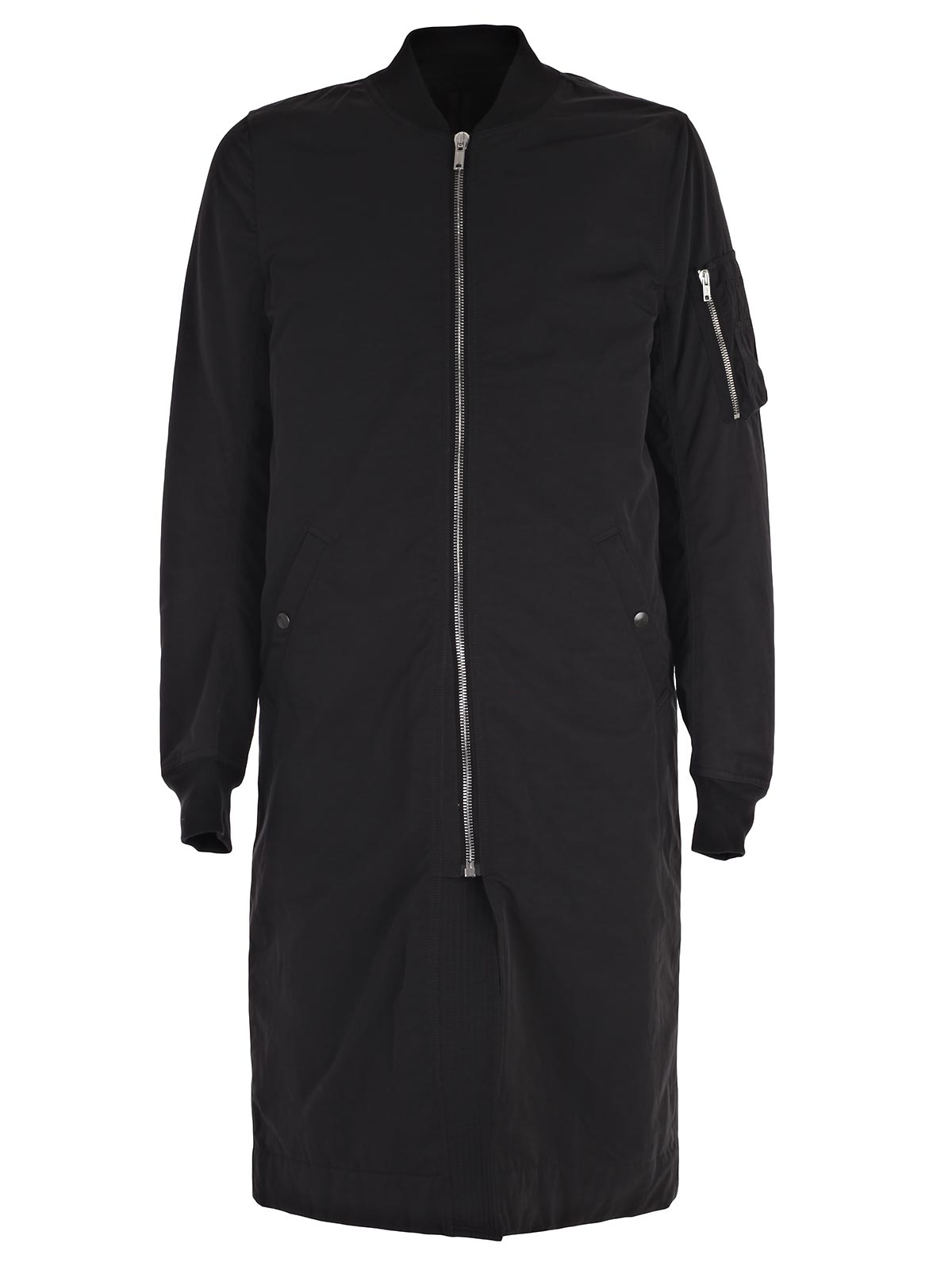 Picture of RICK OWENS DRKSHDW Trench BOMBER LUNGO FLIGHT