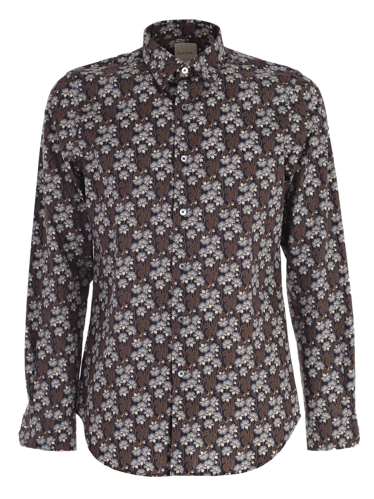Picture of PAUL SMITH SHIRT CAMICIA STAMPA FIORE