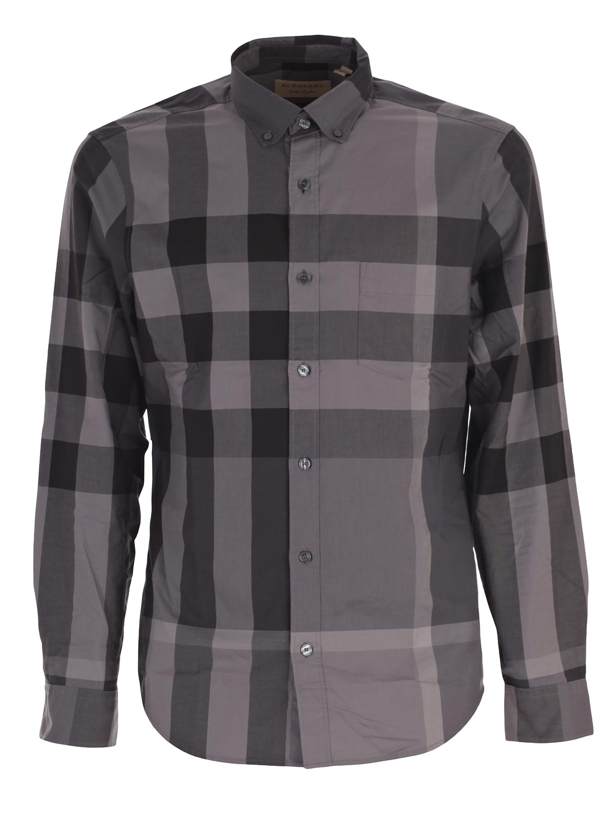 Picture of BURBERRY SHIRT CAMICIA