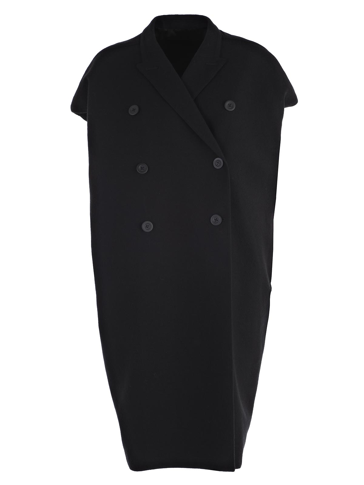 Picture of RICK OWENS COAT CAPPOTTO OVER S/M