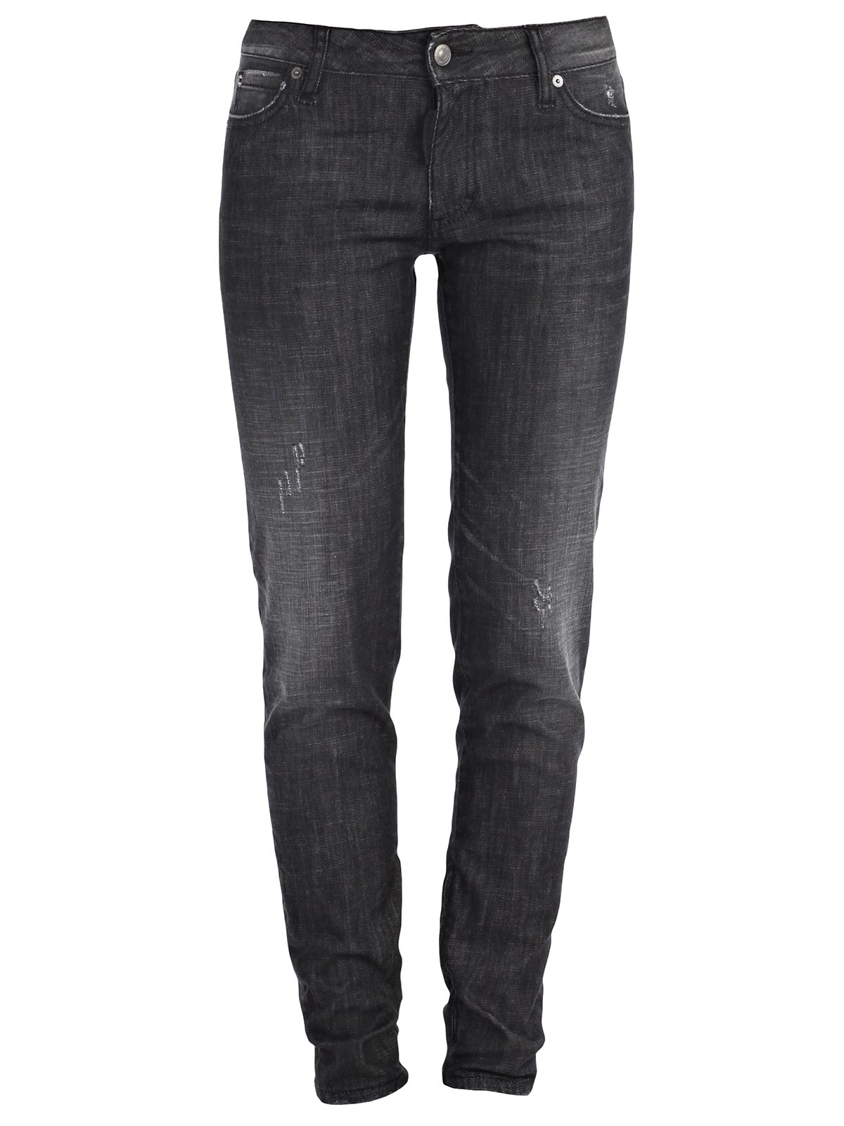 Picture of DSQUARED2 JEANS JEANS MEDIUM WAIST SKINNY