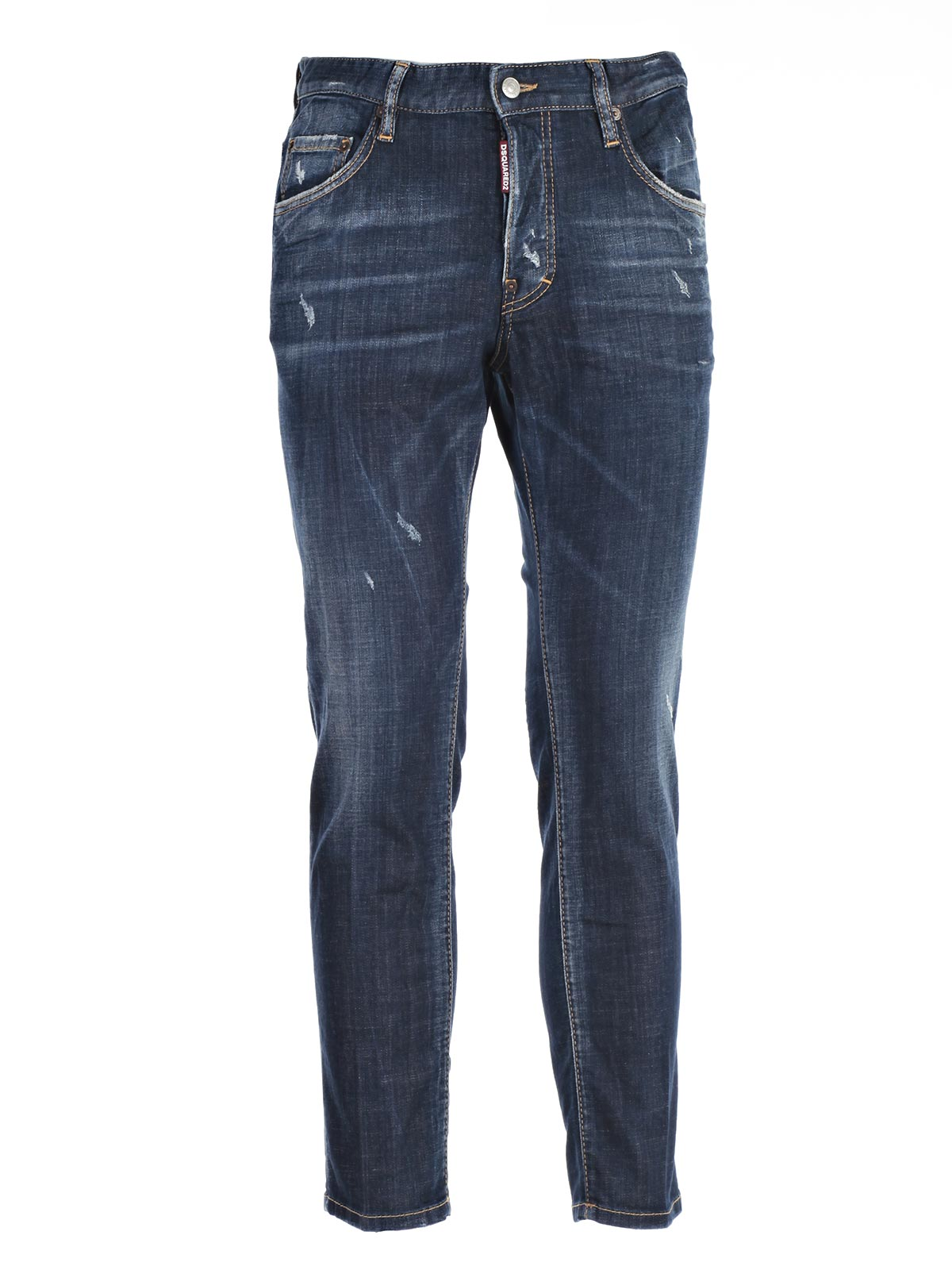 Picture of DSQUARED2 SKATER JEANS