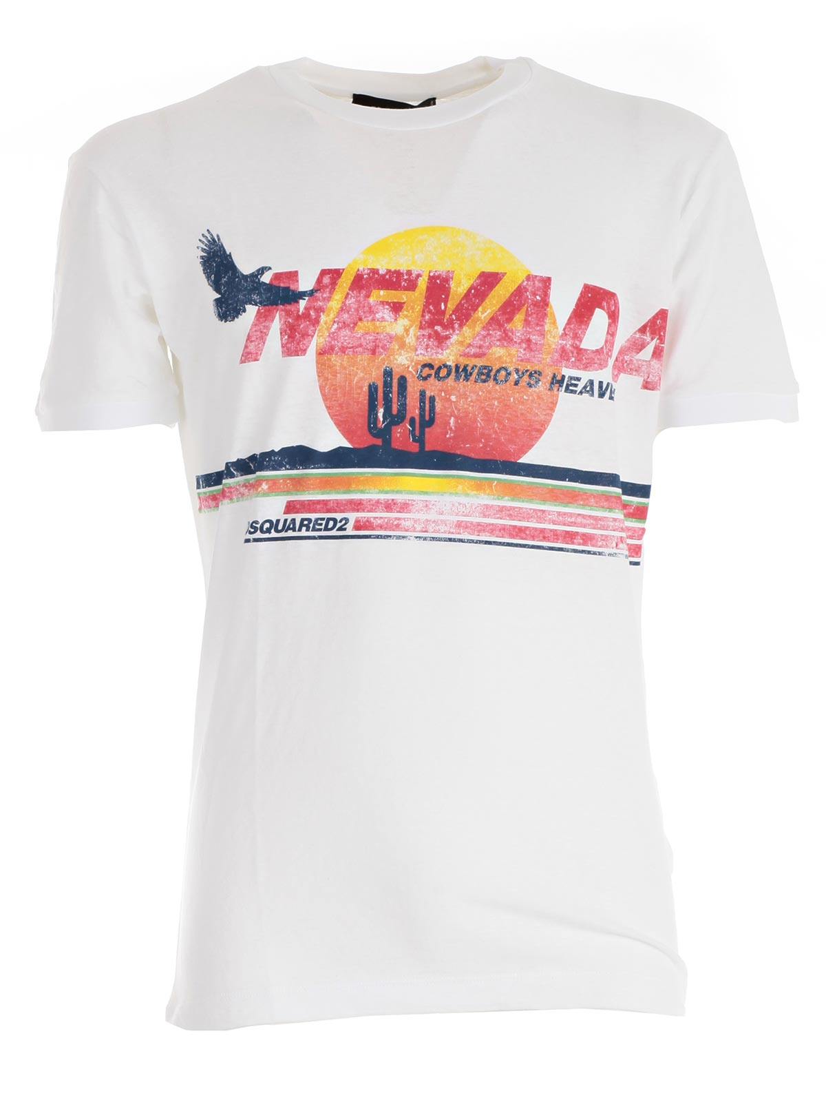 Picture of DSQUARED2 T-SHIRT