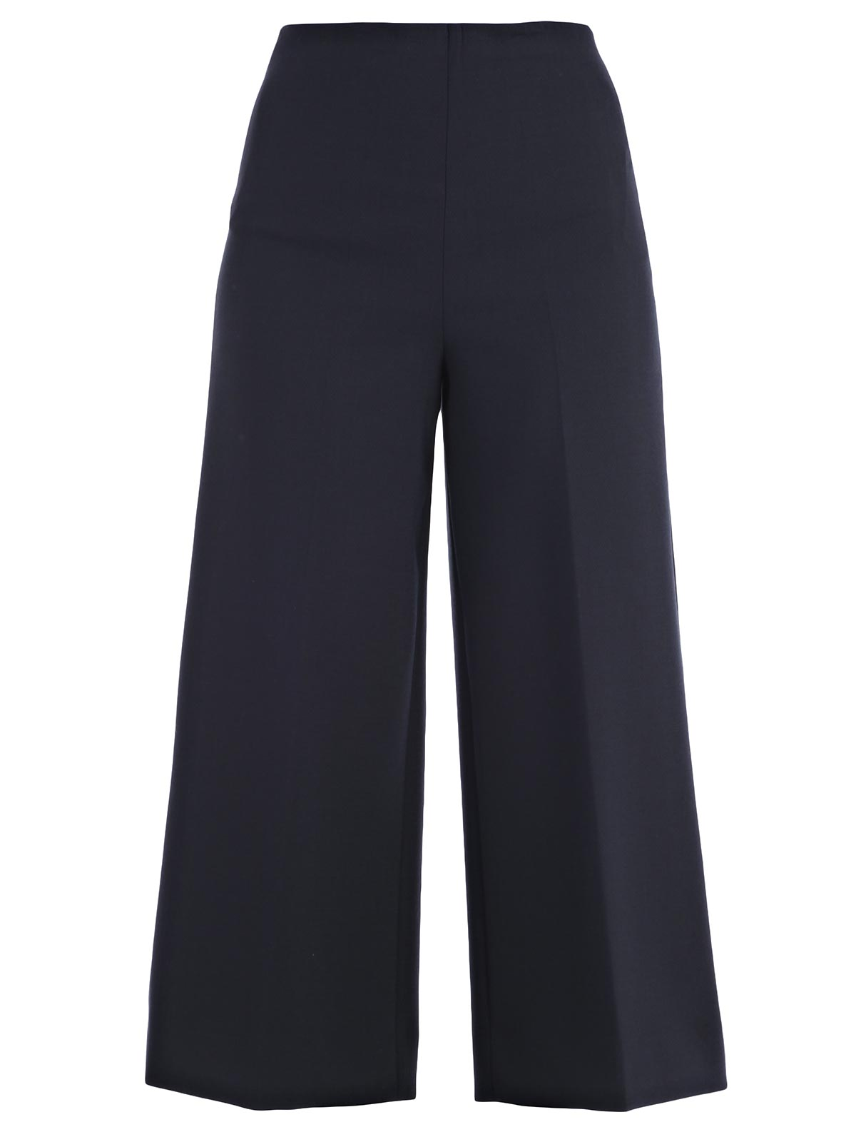 Picture of ERIKA CAVALLINI TROUSERS PANTALONE BESSIE COULOTTE