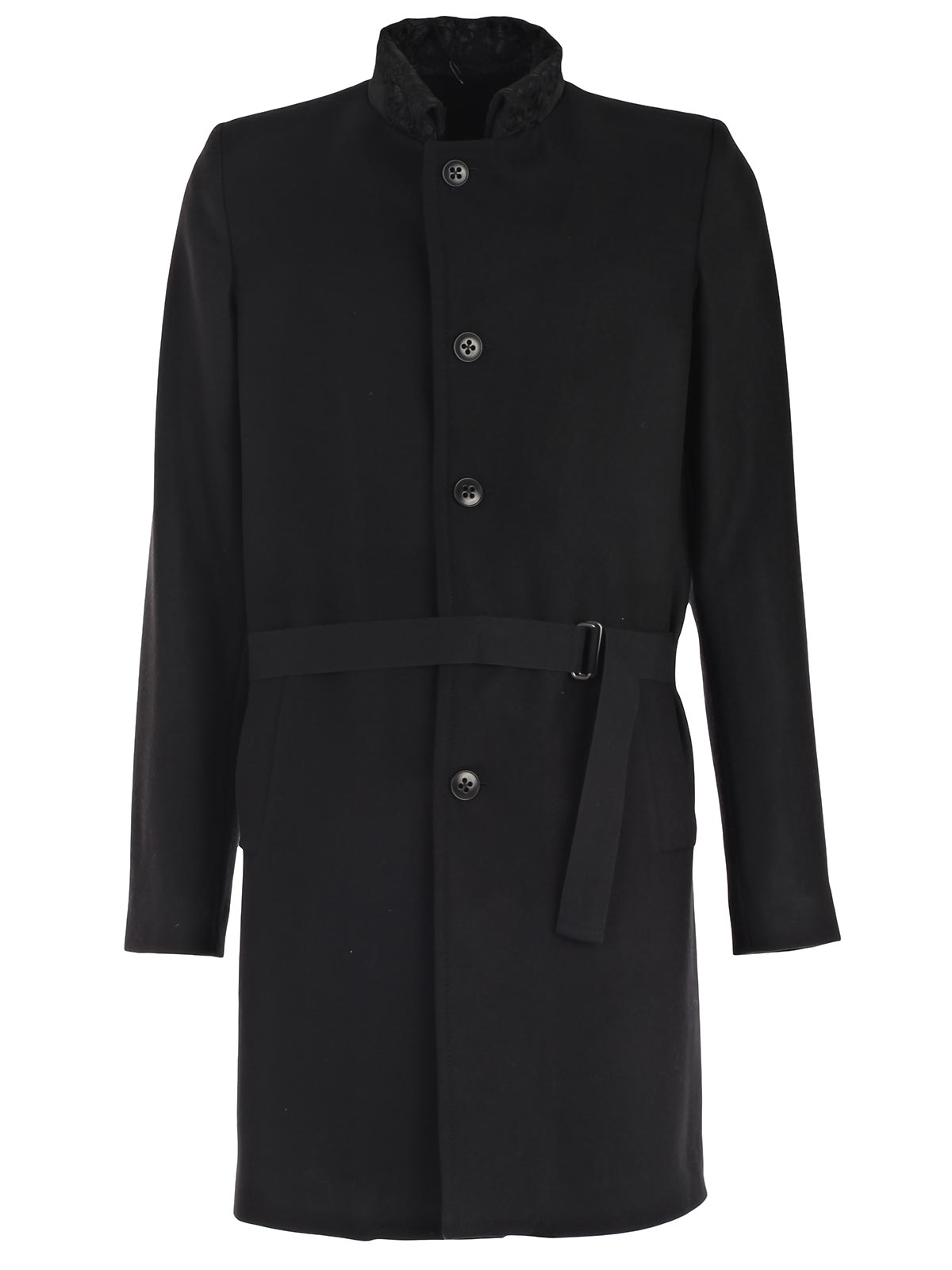 Picture of ANN DEMEULEMESTER GRISE COAT