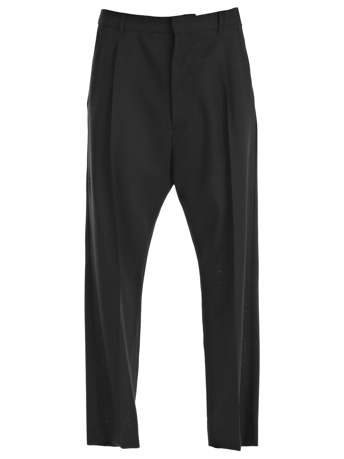 Picture of ANN DEMEULEMESTER GRISE TROUSERS