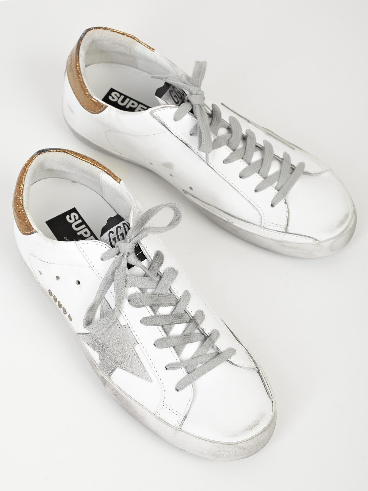 Picture of Golden Goose Deluxe Brand Sneakers