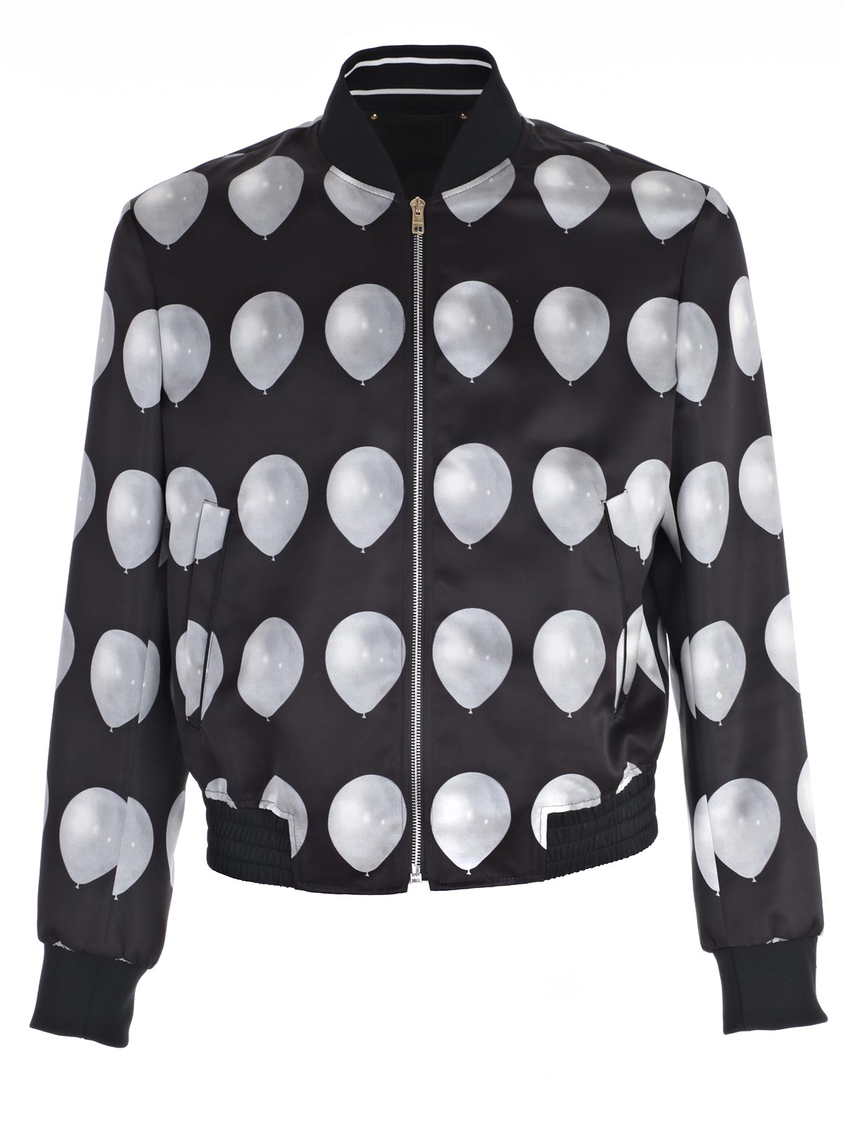 Picture of PAUL SMITH JACKET BOMBER STAMPA PALLONI