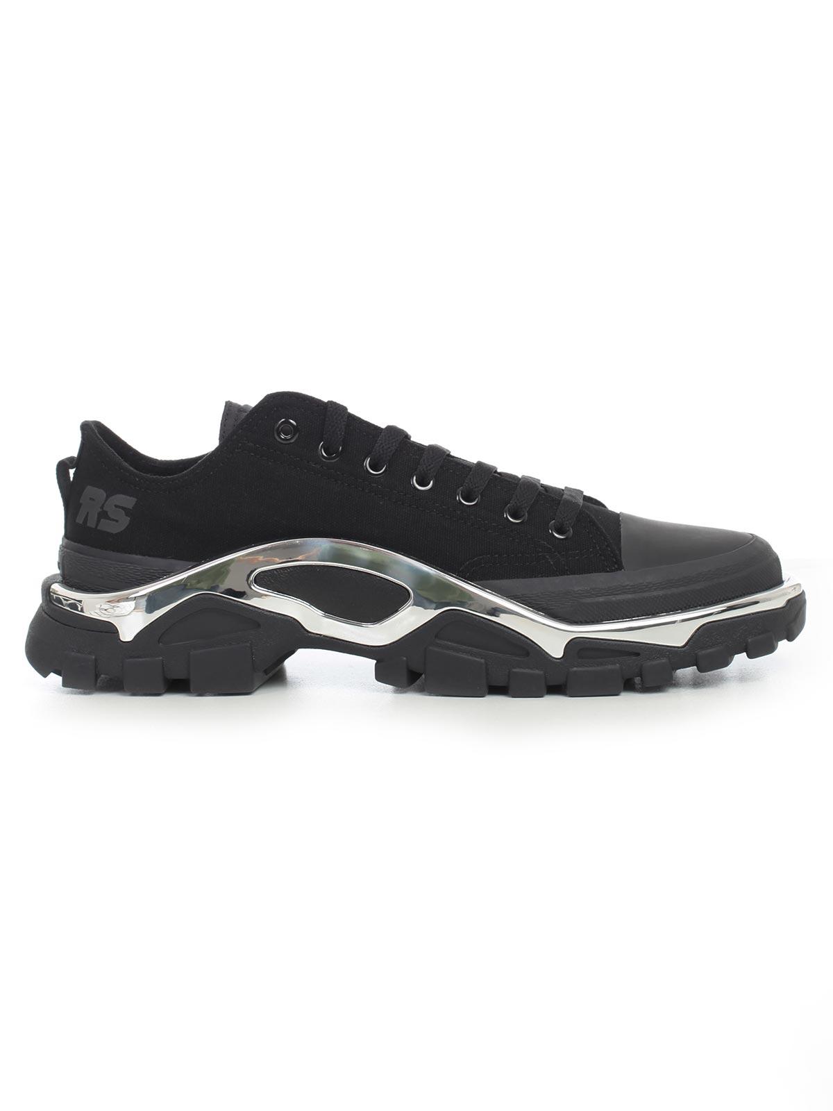 3acb01d9fe9343 Adidas X Raf Simons Shoes F34243 - CBLACK CBLACK CBLACK.Bernardelli Store -  Online fashion store for Men and Women