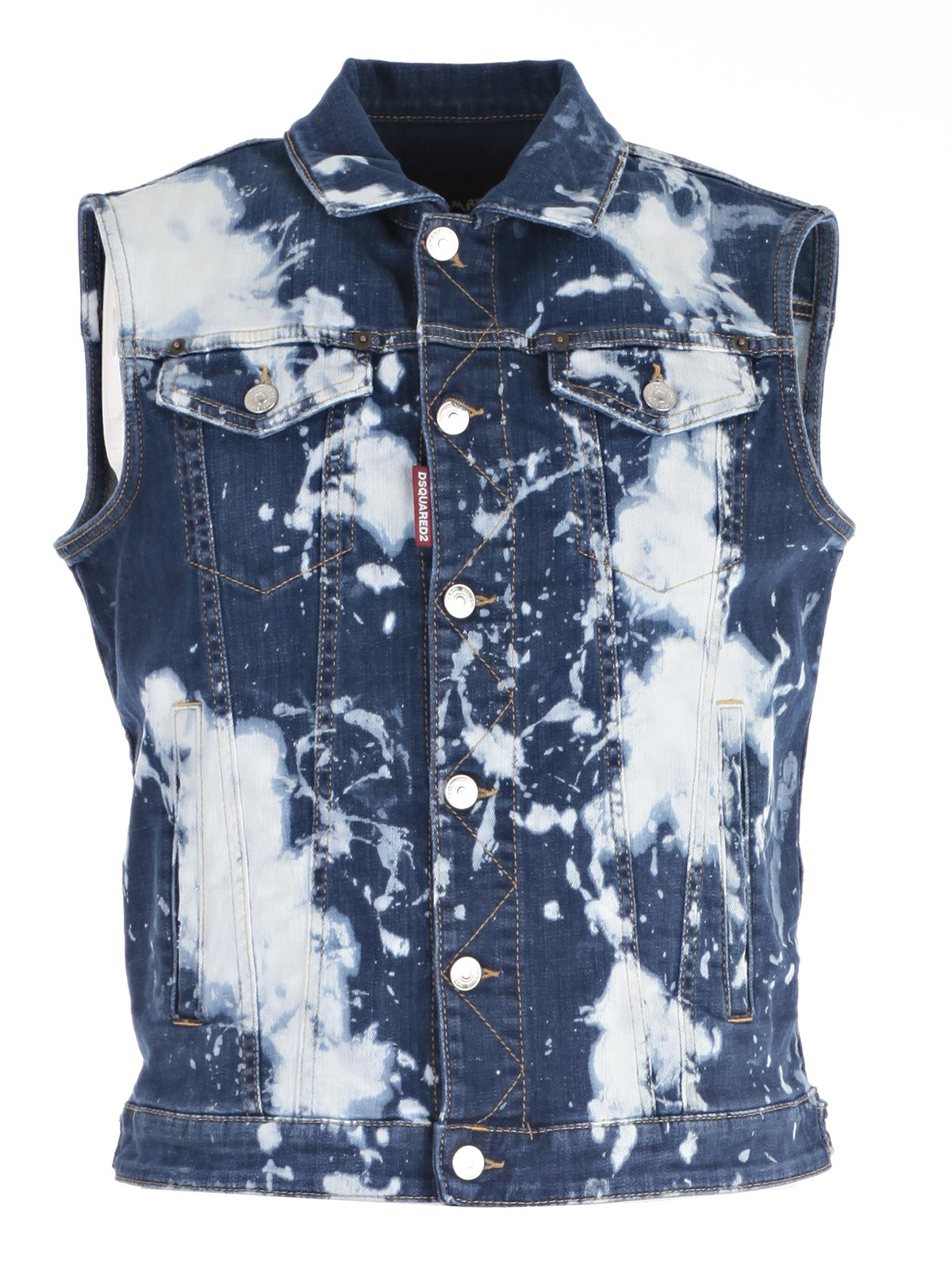 Picture of DSQUARED2 JEANS WAISTCOAT