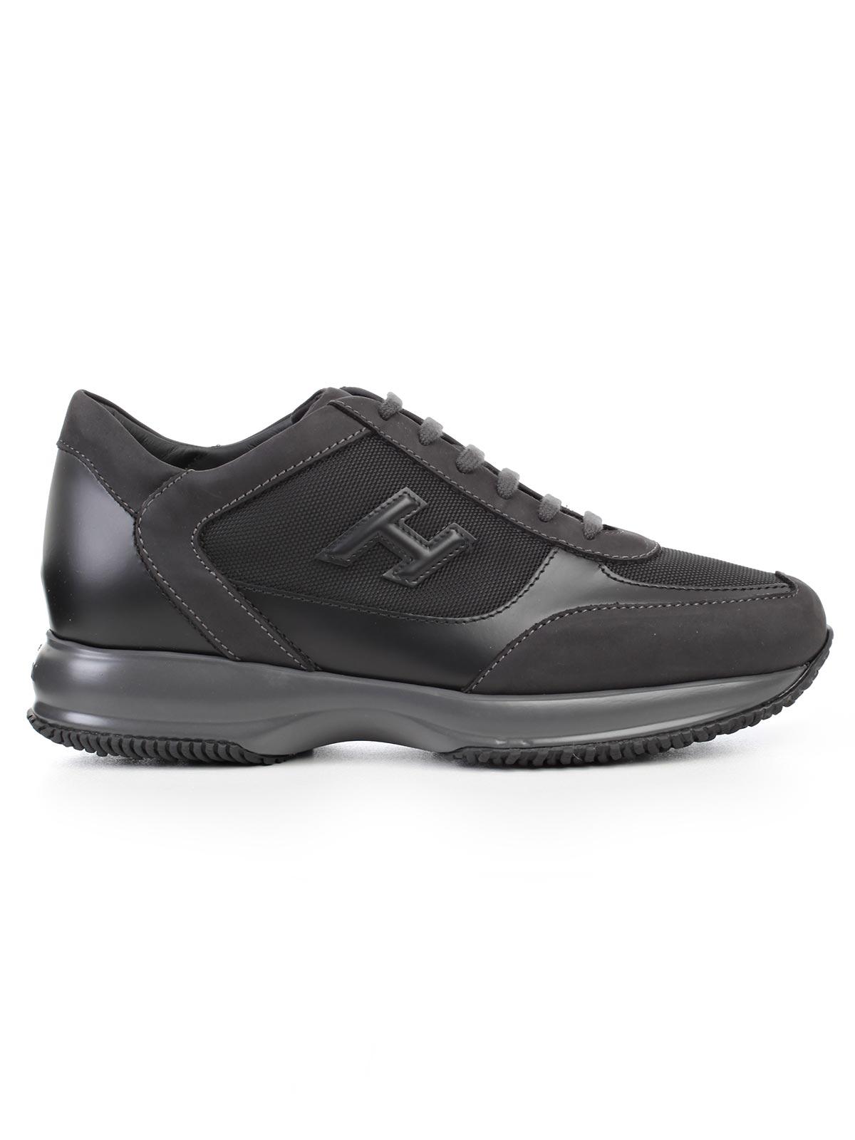 Picture of HOGAN FOOTWEAR SCARPA INTERACTIVE