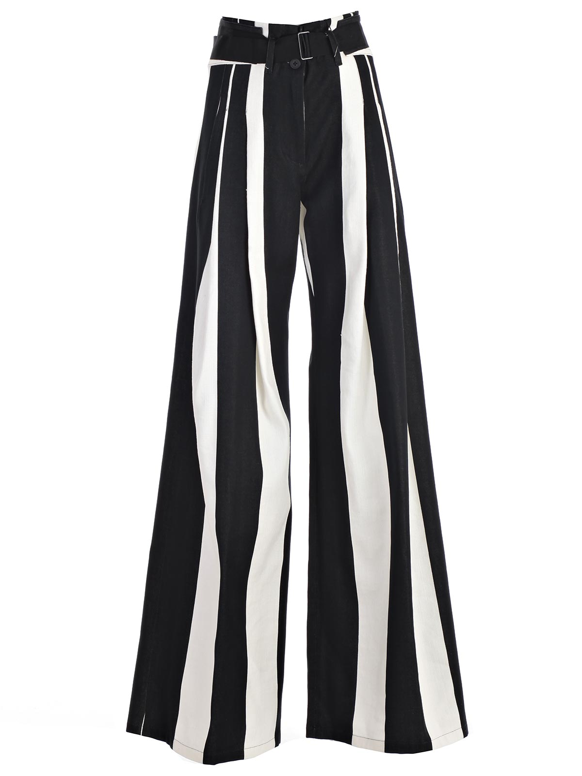 Picture of ANN DEMEULEMESTER TROUSERS PANTALONE OVER