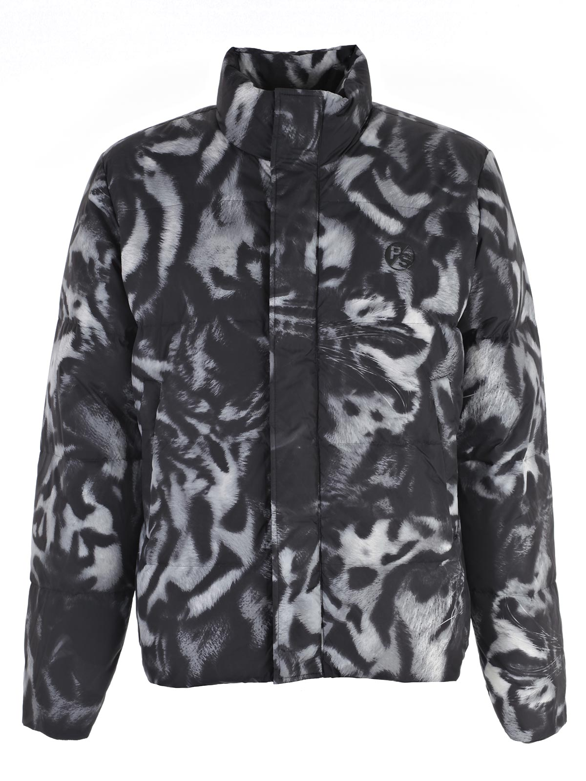 Picture of PS PAUL SMITH Padded Jacket PIUMINO ANIMALIER