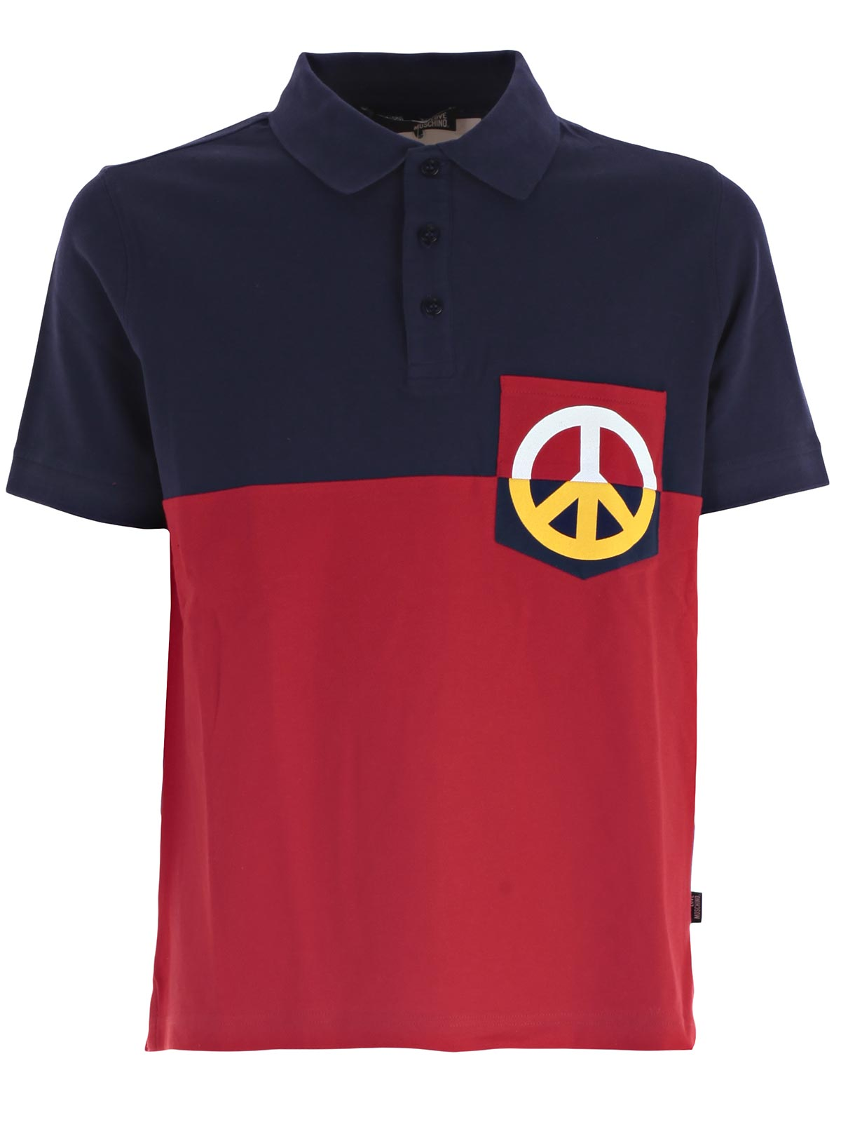 Picture of LOVE MOSCHINO POLO