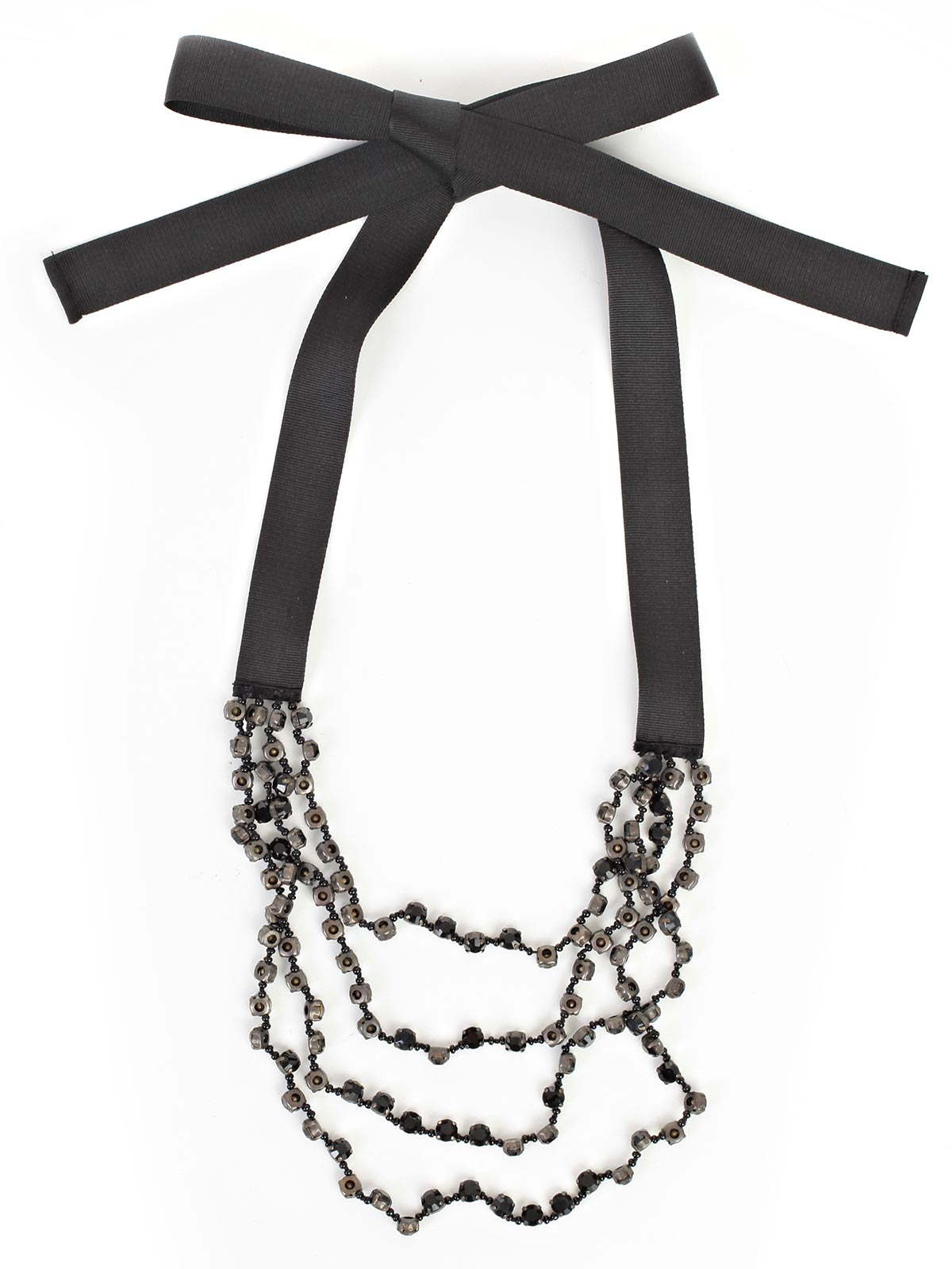 Picture of ANN DEMEULEMESTER NECKLACE COLLANA PIETRE