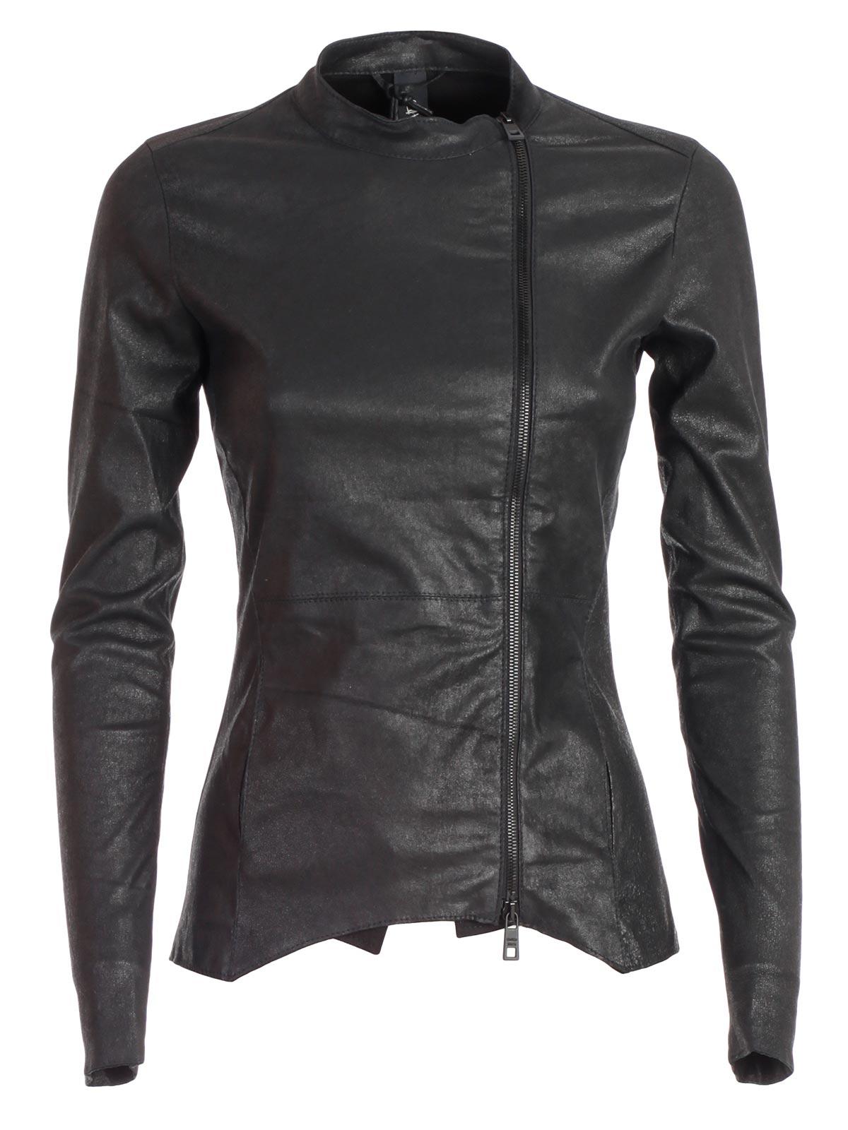 Picture of Giorgio Brato Leather Jacket