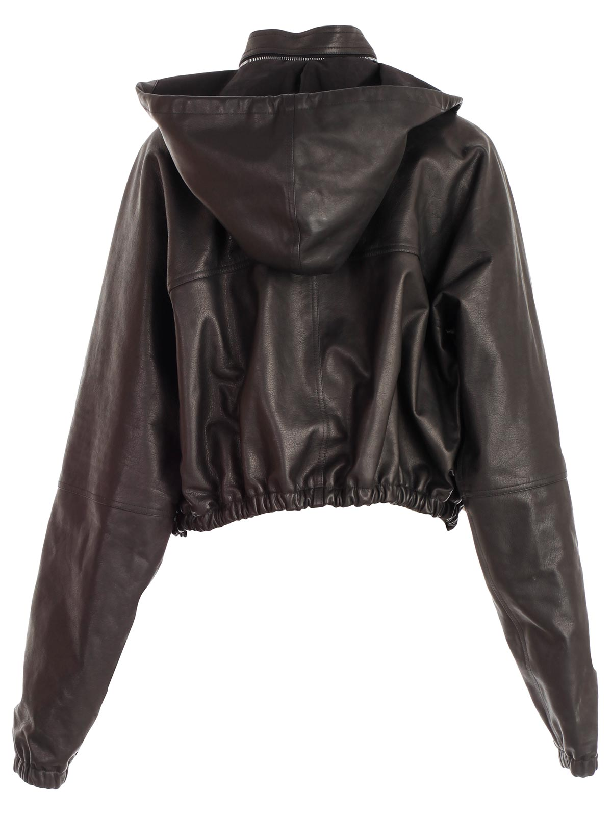 Picture of Rick Owens Leather Jacket