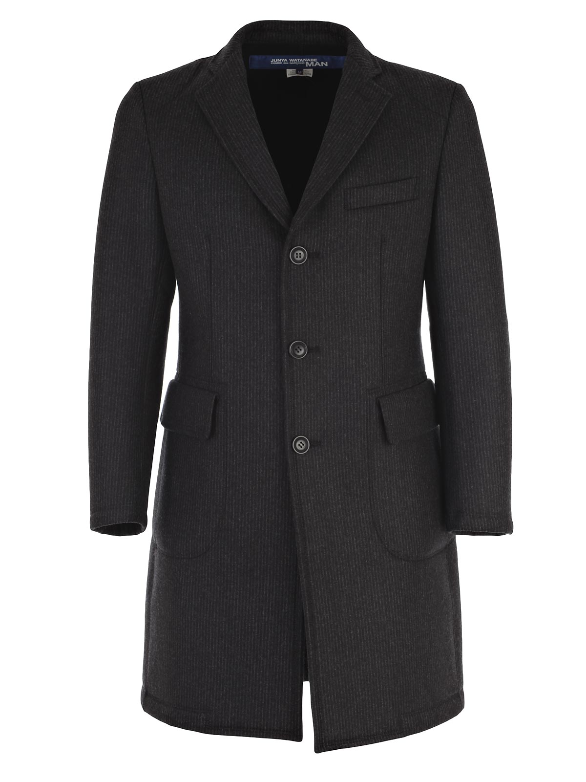 Picture of JUNYA WATANABE COMME DES GARCONS COAT CAPPOTTO